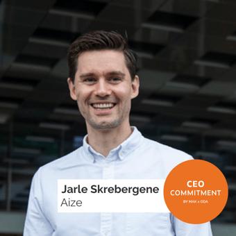 CEO Commitment_Jarle Skrebergene